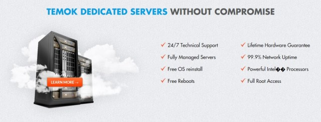 dedicated server feature temok