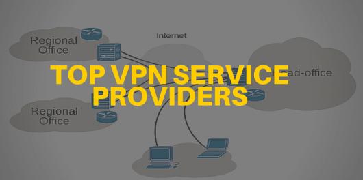 top best vpn service providers