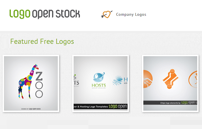 Logo Open Stock