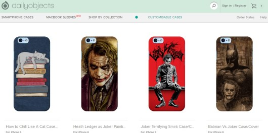 dailyobjects smartphone cases