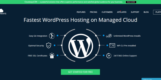 cloudways review- wordpress hosting