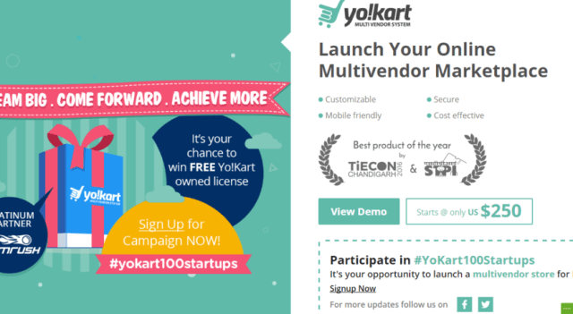 YoKart Multivendor Ecommerce Platform – Complete Marketplace Solution