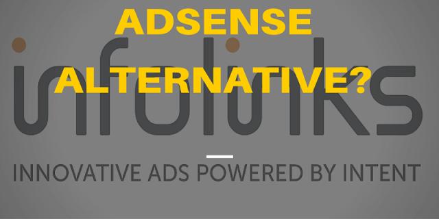 Infolinks Review - adsense alternative