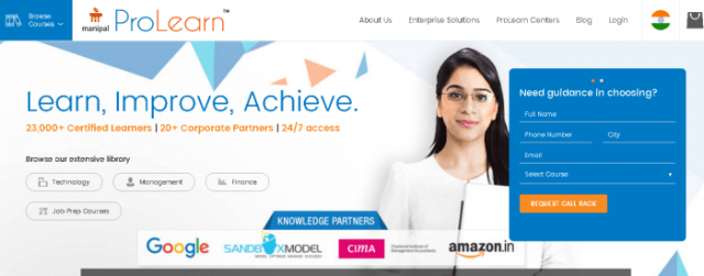 manipla prolearn - Digital Marketing Courses
