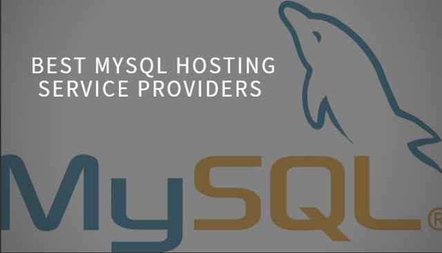 Best MySQL Hosting Service Providers