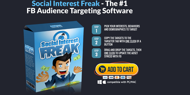 Social Interest Freak Review: Ultimate FB Targeting Software