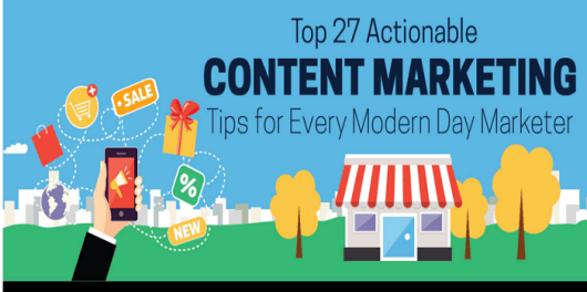Content marketing tips for digital marketers