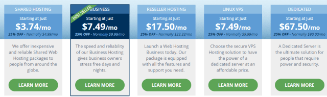 JOOMLA HOSTING FOR HOSTWINDS PRICES