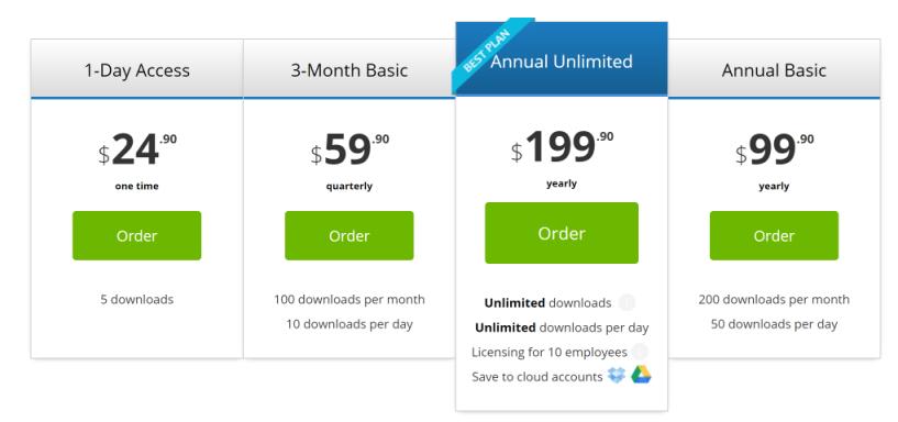 slidemodel-plans-pricing