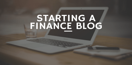 starting-a-finance-blog