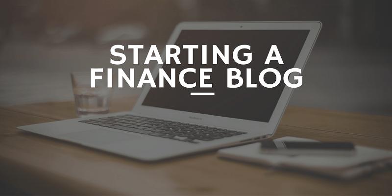 starting-a-finance-blog