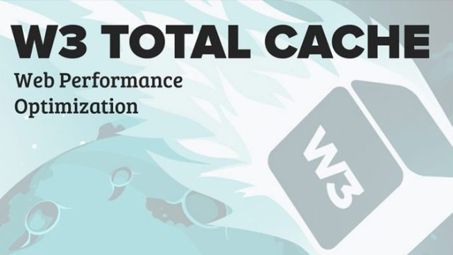 w3-total-cache-free- Dropshipping WIth WordPress