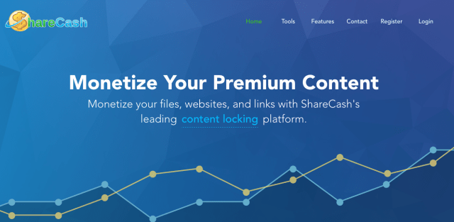 ShareCash Content Locker