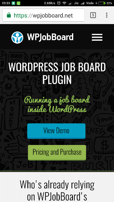 WPJobBoard Plugin review1