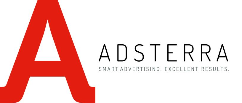 Adstrerra advertisment program