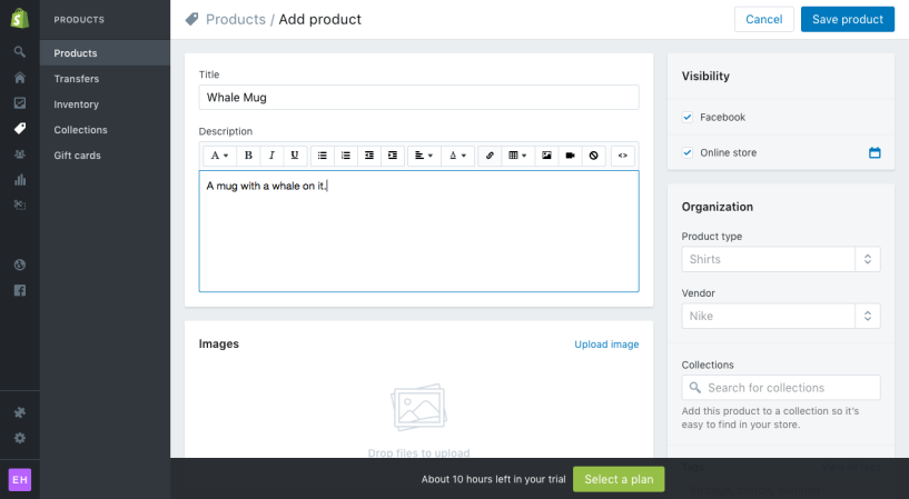 Shopify Plus Review features screenshots 1