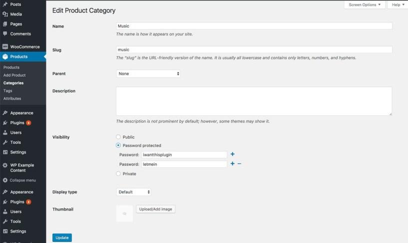 WordPress Password Protect Plugins (5)