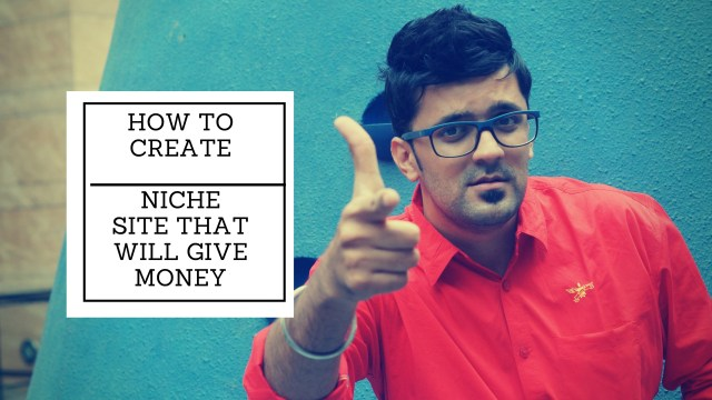 How to build niche site