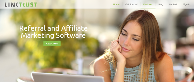 Affiliate tracking software - Link tracker