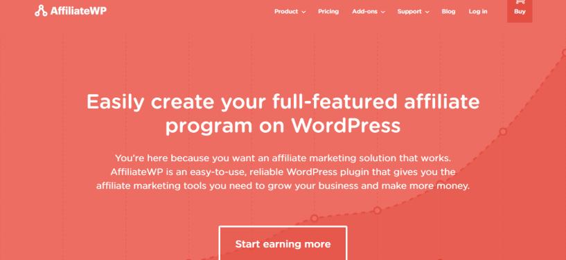 AffiliateWP - Affiliate Plugin for WordPress