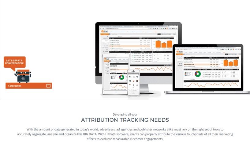 HitPath - Affiliate Tracking Software Marketing