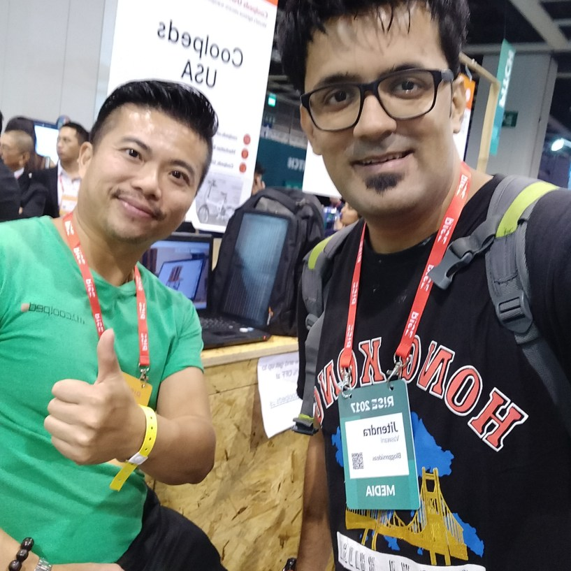 Tony Chan From Coolpeds
