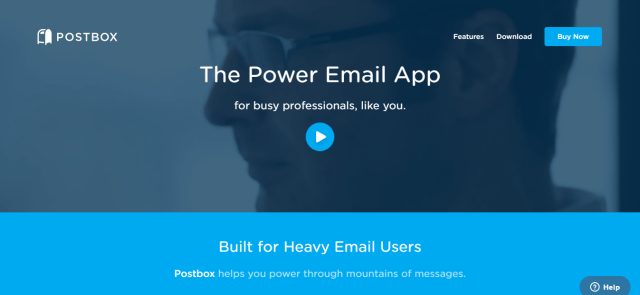 The Power Email App - Postbox Review