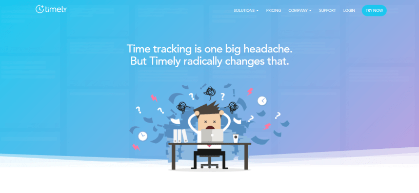 Timely – best Time Tracking software