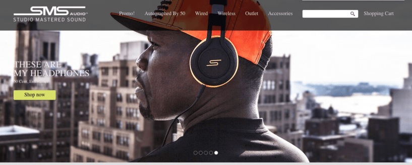 smsaudio AM - ecommerce platform