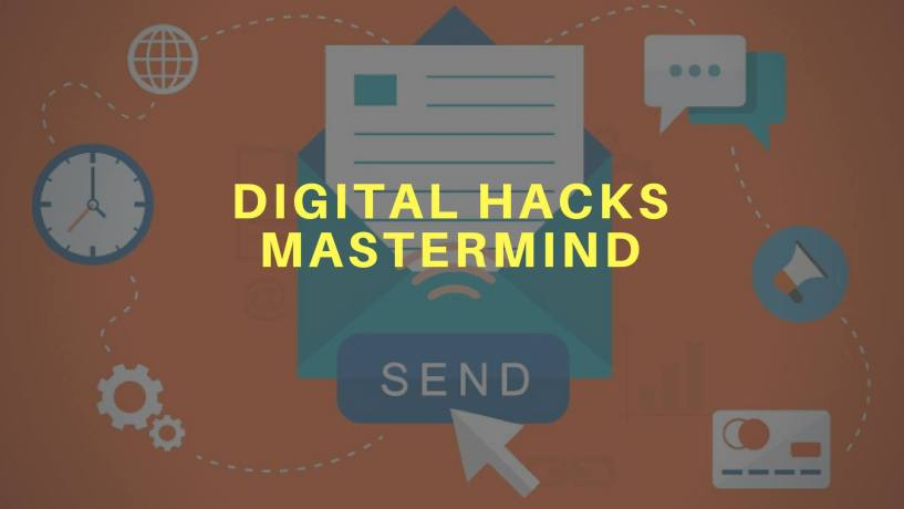 Digital hacks mastermind