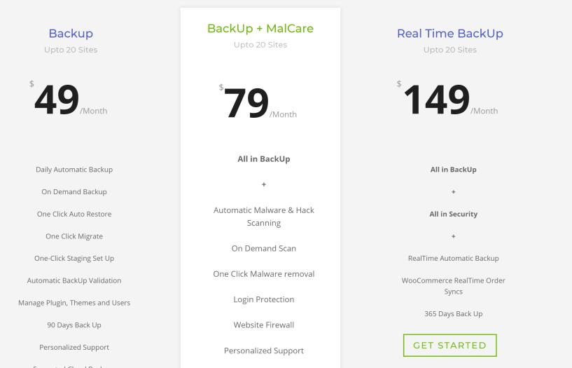 Blogvault reviews blogvault developer pricing