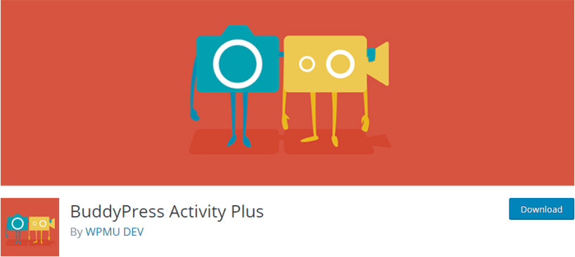 BuddyPress Active Plus - BuddyPress Plugin