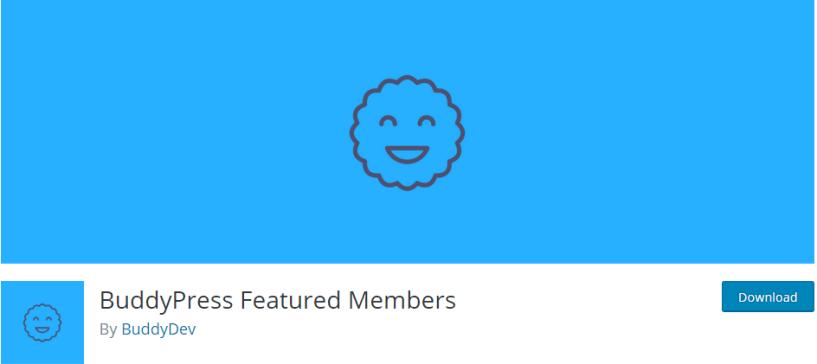 BuddyPress Featured members - BuddyPress Plugin