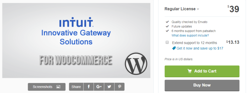 Innovation Payment Gateway for WooCommerce:
