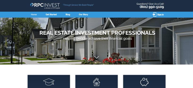 RPCapital - Real Estate Affiliate Program