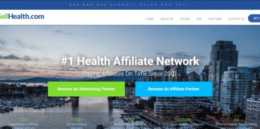 SellHealth - Health Affiliates Program