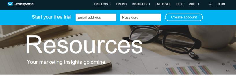Best Webinar Software – GetResponse