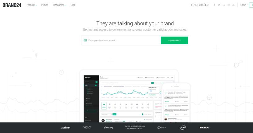 Brand24 Review - Social Media Monitoring Tool