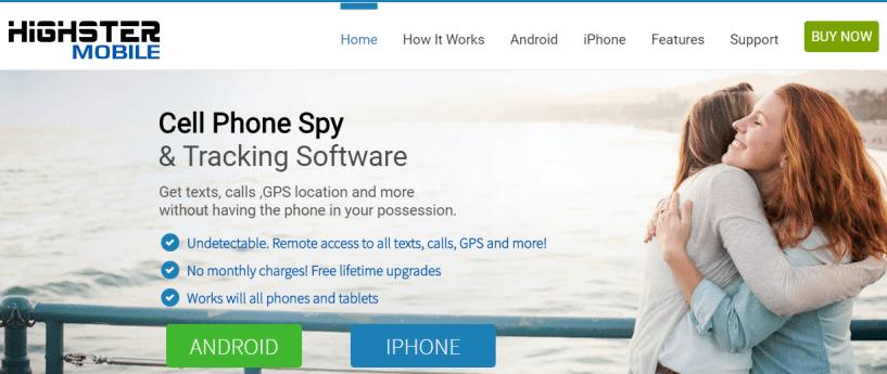 Highster Mobile- Facebook Messenger Spy Apps