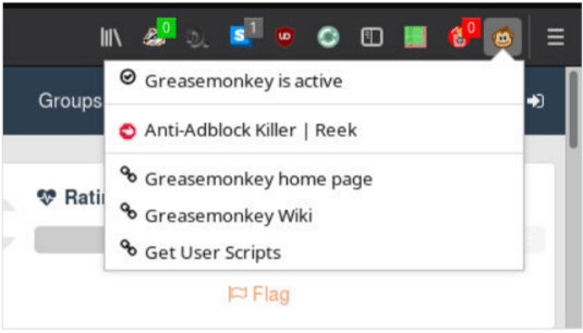 Antiblock Installed- Block Adblocks Installed