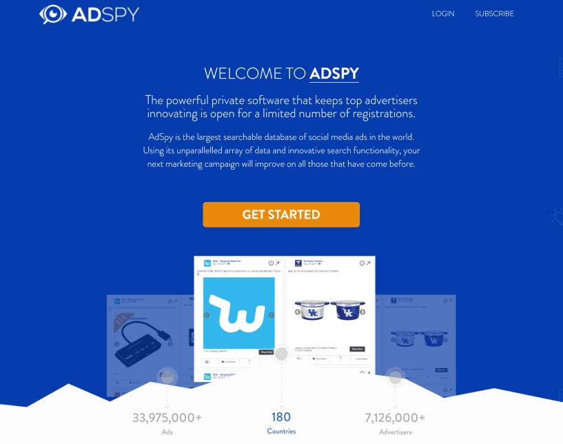 adspy facebook adspy tool