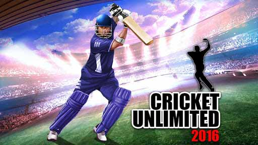Cricket Unlimited- Free Cricket Games