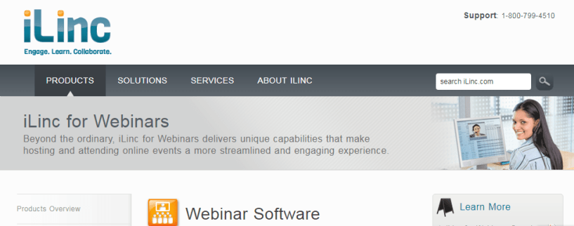 iLinc- Webinar Software