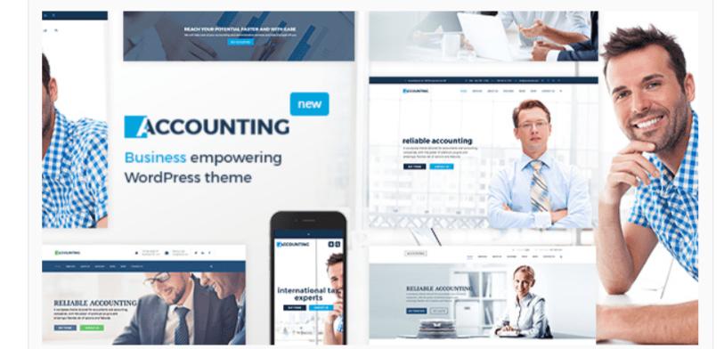 Accounting- WordPress Business Themes