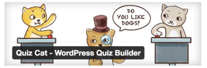 WordPress Quiz Plugins- Quiz Cat