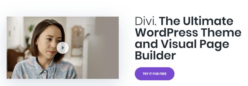 Divi- WordPress Business Themes