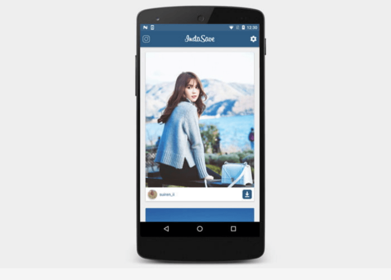 Instasave- Save Photos From Instagram