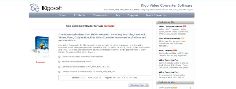Kingo Video Downaloder- Facebook video Downaloder