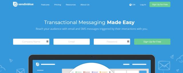 SendInBlues- WordPress Email Marketing Plugins