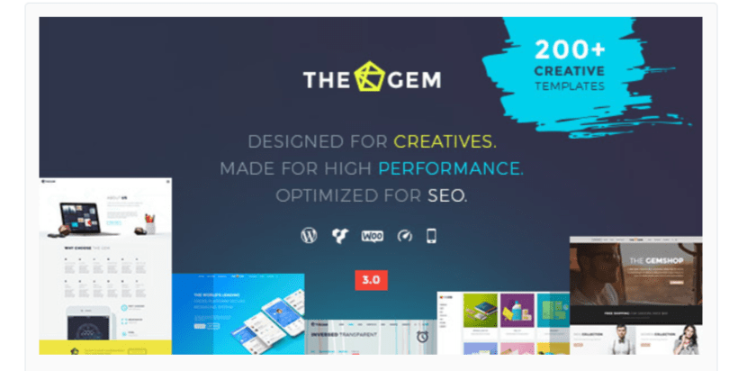 TheGem-WordPress Business Themes